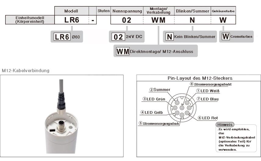 LR-WC Application